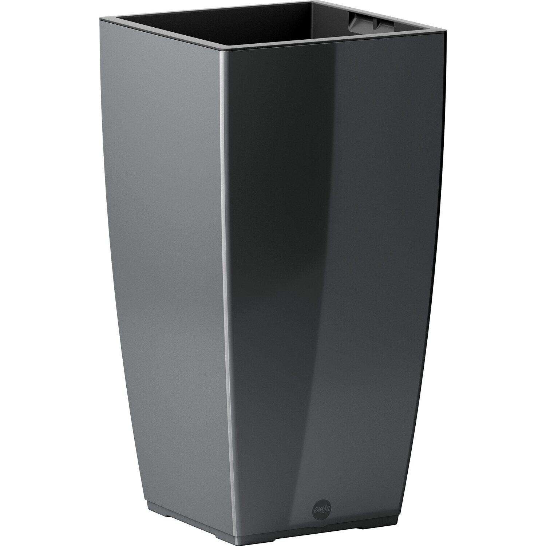 Emsa vaso da interno casa brillant 30 cm x 30 cm x 58 cm granito acquista da obi - Vaso da interno ...