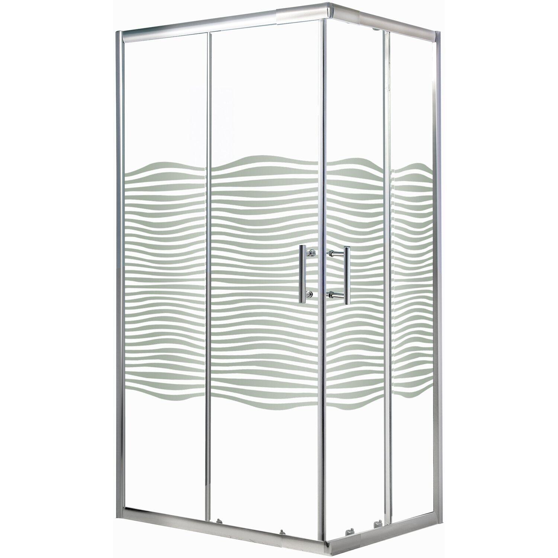 Box doccia rettangolare estensibile neli acquista da obi for Box doccia obi
