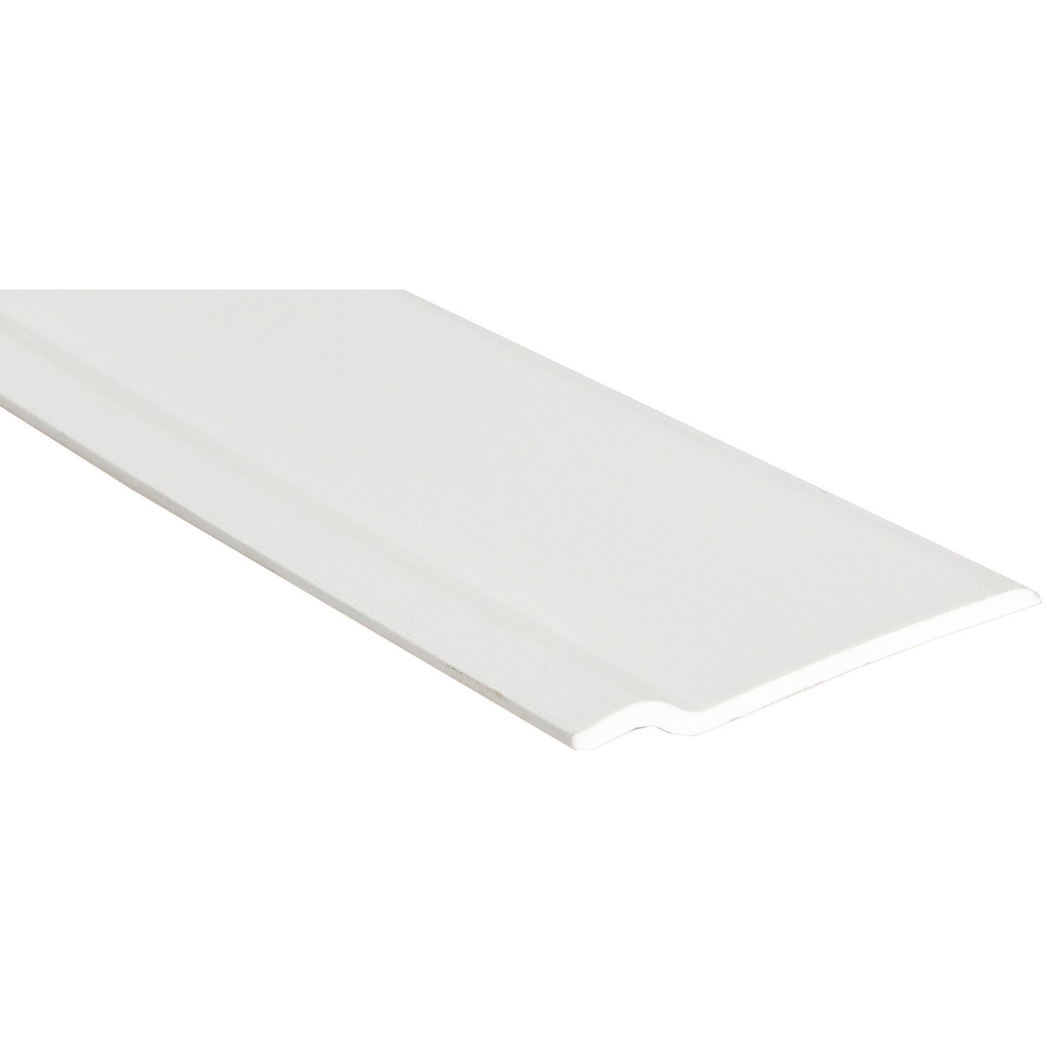 Battiscopa in pvc bianco 7 cm acquista da obi for Finestre pvc obi