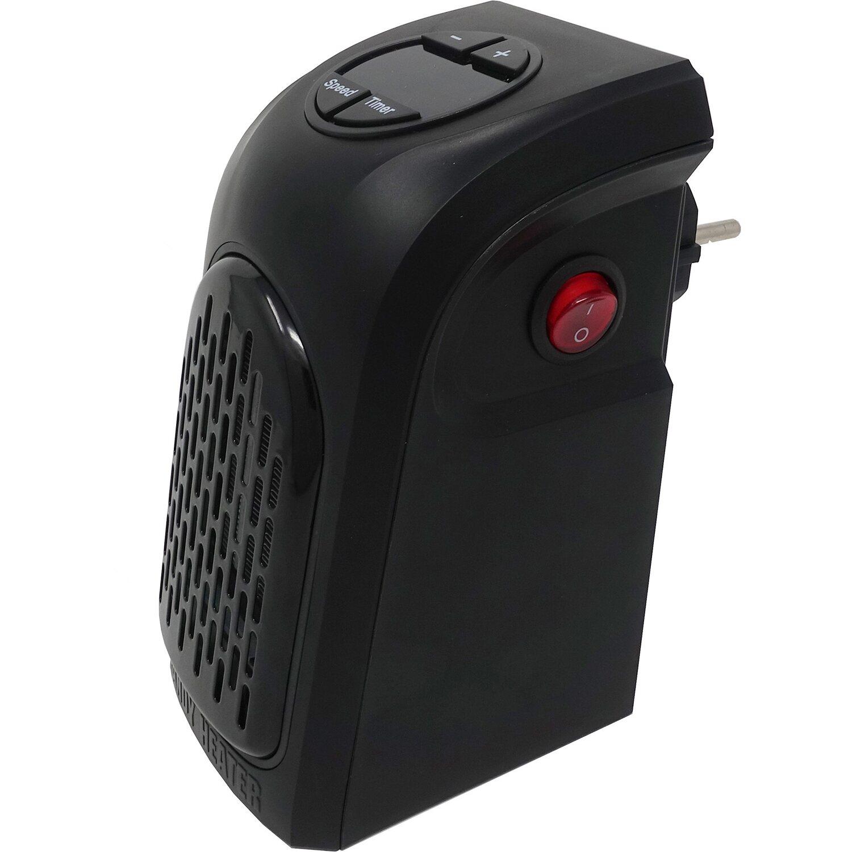 Stufa elettrica portatile handy heater regolabile ed a basso consumo heat mc4 acquista da obi - Stufa alogena basso consumo ...