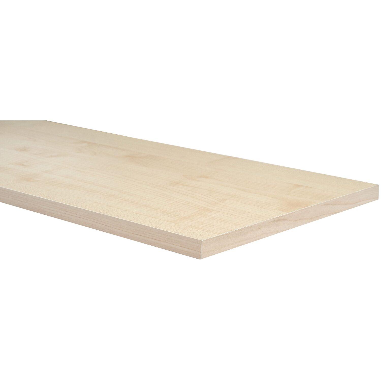 Legno Laminato Per Mobili piano melaminico acero 1,8 cm x 40 cm x 15 cm