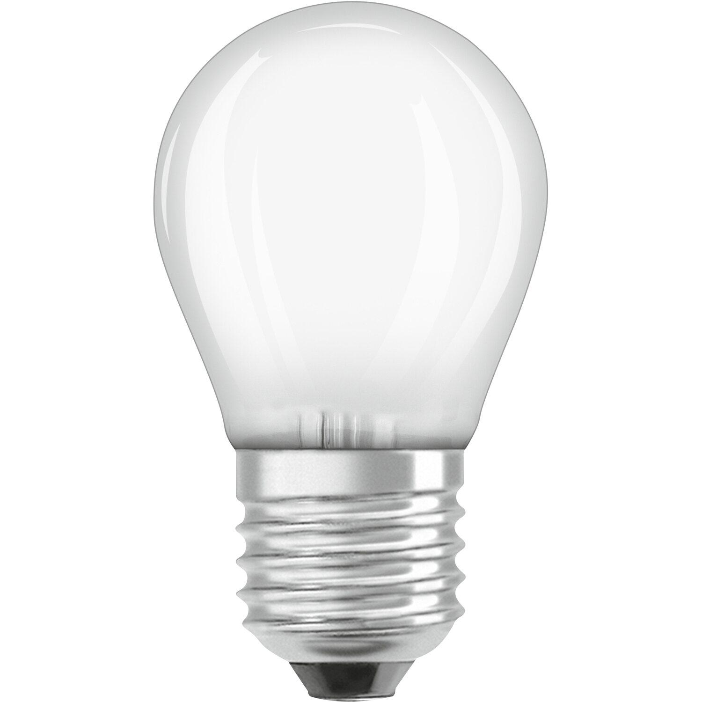 Lampadine A Led Luce Calda.Osram Lampadina Led Tutto Vetro E27 Luce Calda 2 8 W