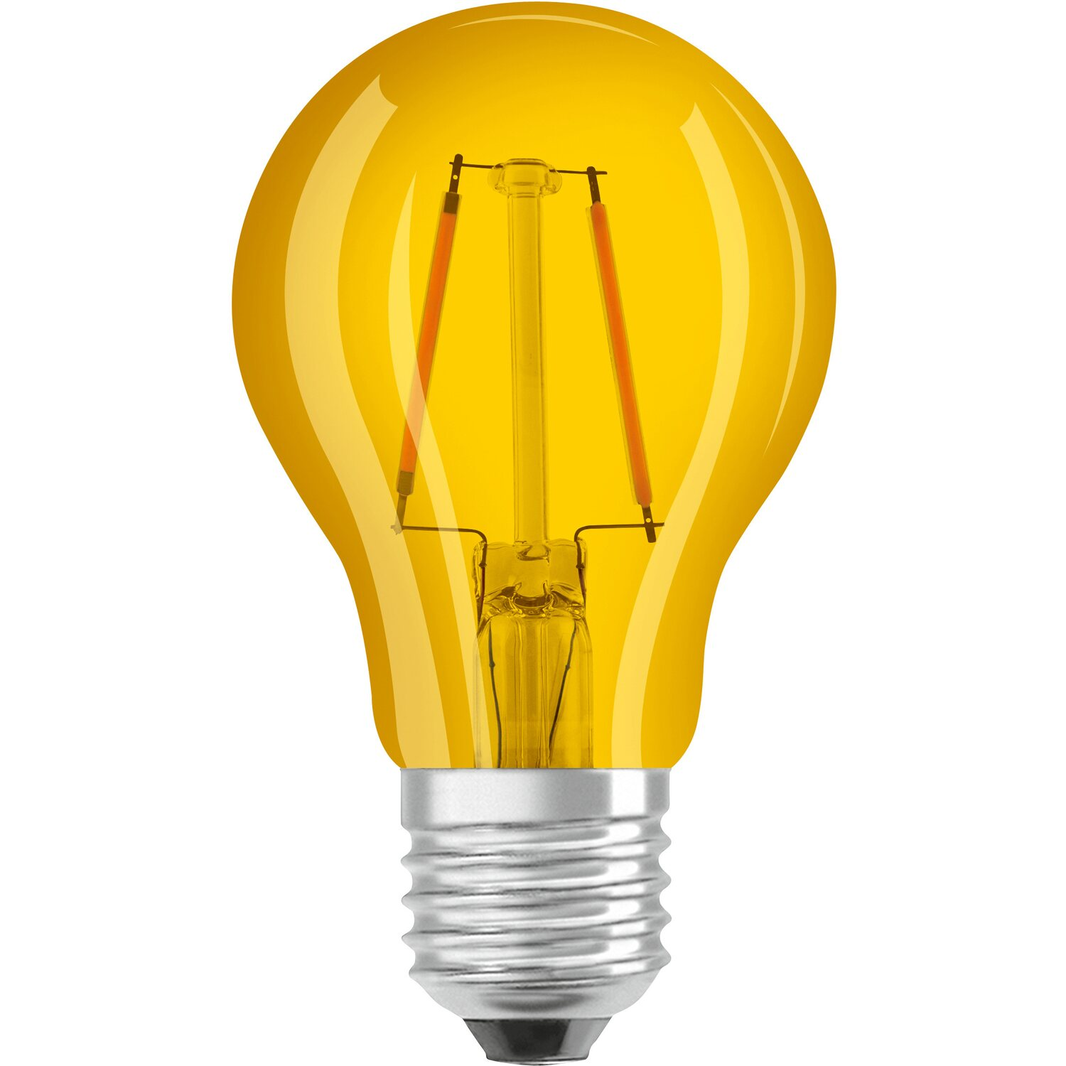 Osram lampadina led decor goccia e27 giallo acquista da obi for Lampadina e27