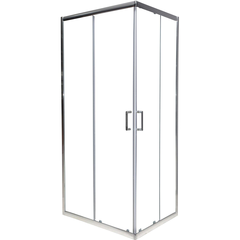 Box doccia rettangolare redel acquista da obi for Box doccia obi