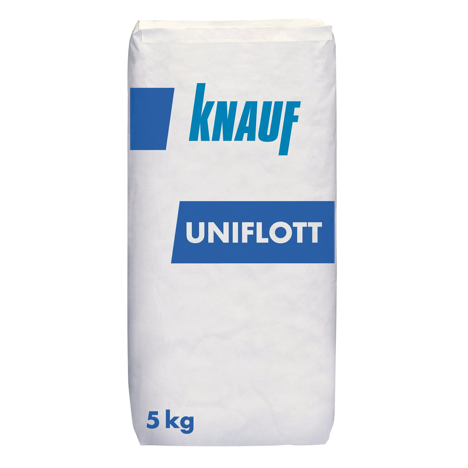 knauf stucco per cartongesso uniflott 5 kg acquista da obi. Black Bedroom Furniture Sets. Home Design Ideas