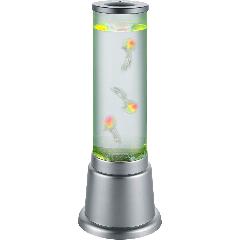 Trio lampada da tavolo LED RGB Jelly con giocco d`acqua e 3 polpi 36 cm acquista da OBI