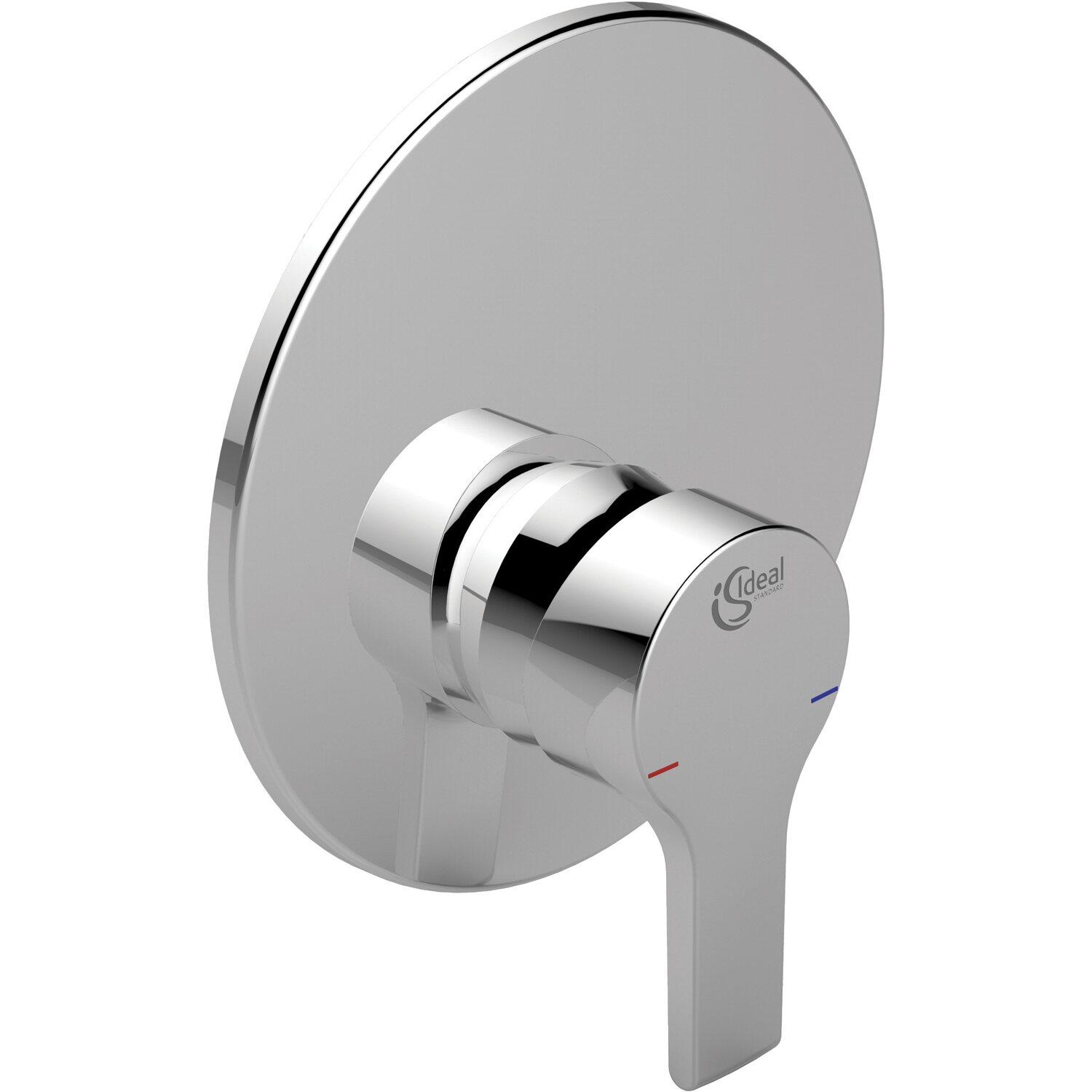 Ideal Standard miscelatore Idro One monocomando da incasso per ...