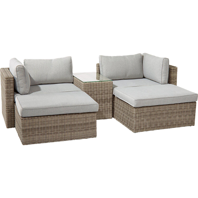 Acquistare e ordinare divani e poltrone componibili da obi for Obi mobili da giardino
