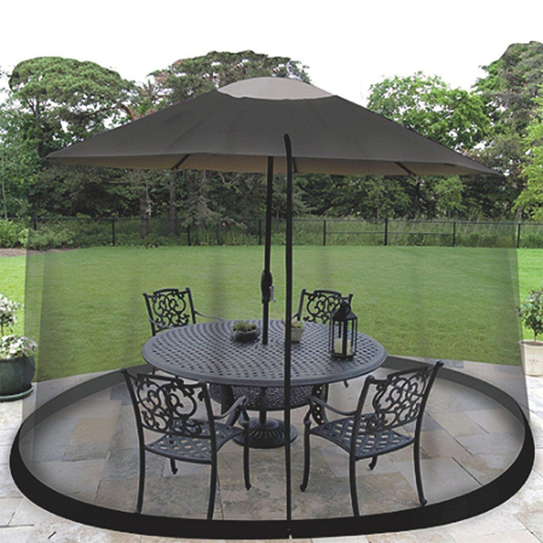 Zanzariera per ombrellone tondo fino a 3 metri acquista da OBI