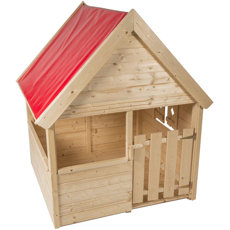 Casetta per bambini in legno acquista da obi for Casette in legno obi