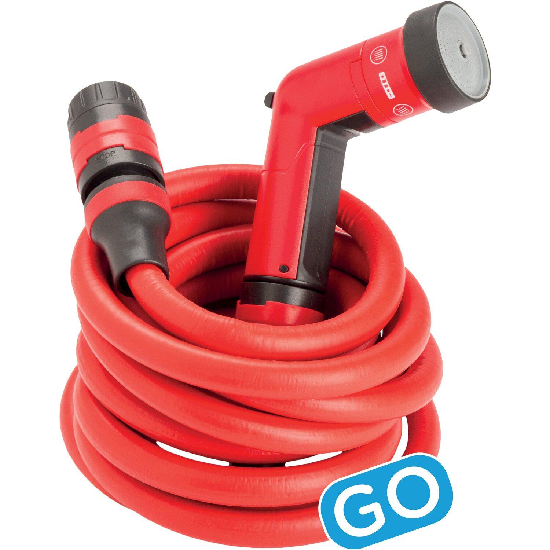 Yoyo by fitt tubo di irrigazione 10 m acquista da obi - Prezzo tubo irrigazione giardino ...