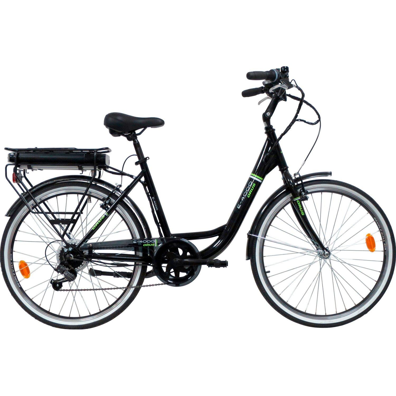 "Bicicletta elettrica E-bike City 26"" unisex | OBI"