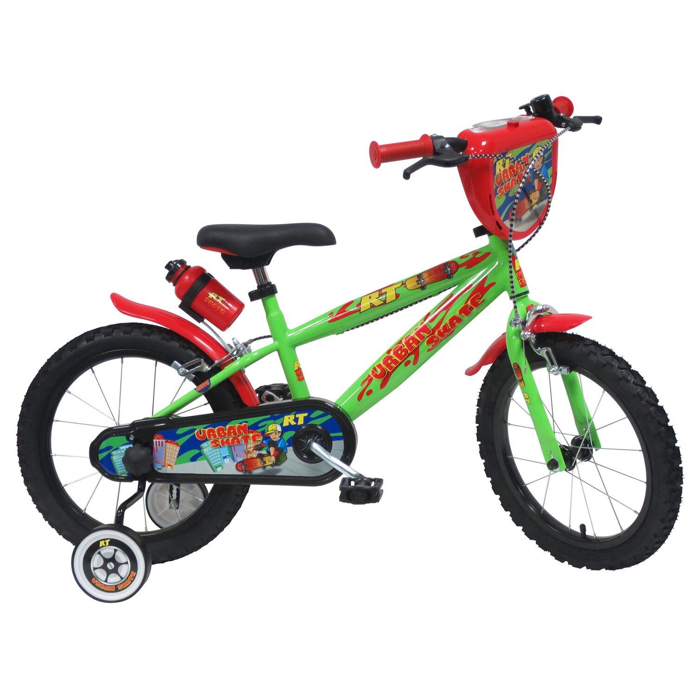 Bicicletta Mtb Bambino Slooping 16 Da 5 Anni