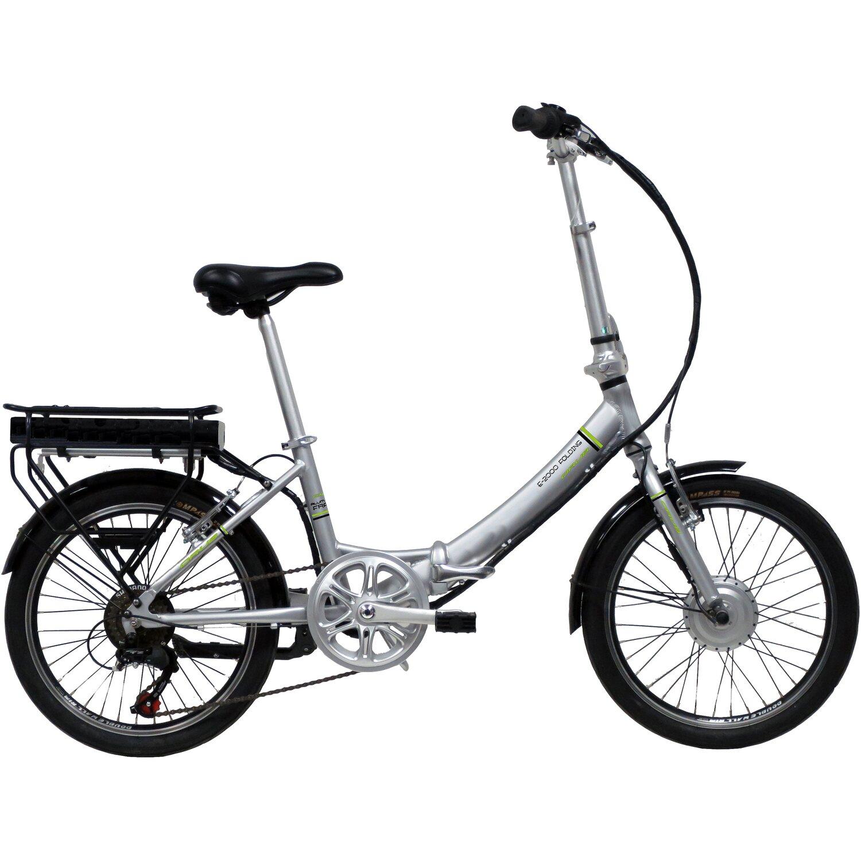 Bicicletta Elettrica E Bike Pieghevole 20 Acquista Da Obi
