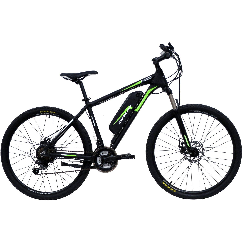 Bicicletta Elettrica E Bike Mtb 275 Front