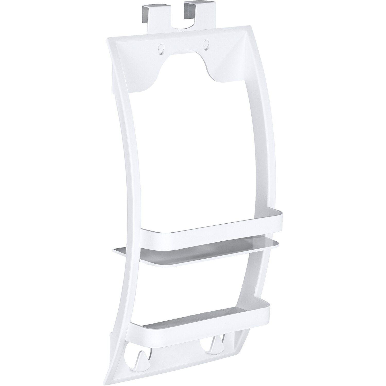 Porta oggetti per doccia e scaldasalviette universal for Obi mensole