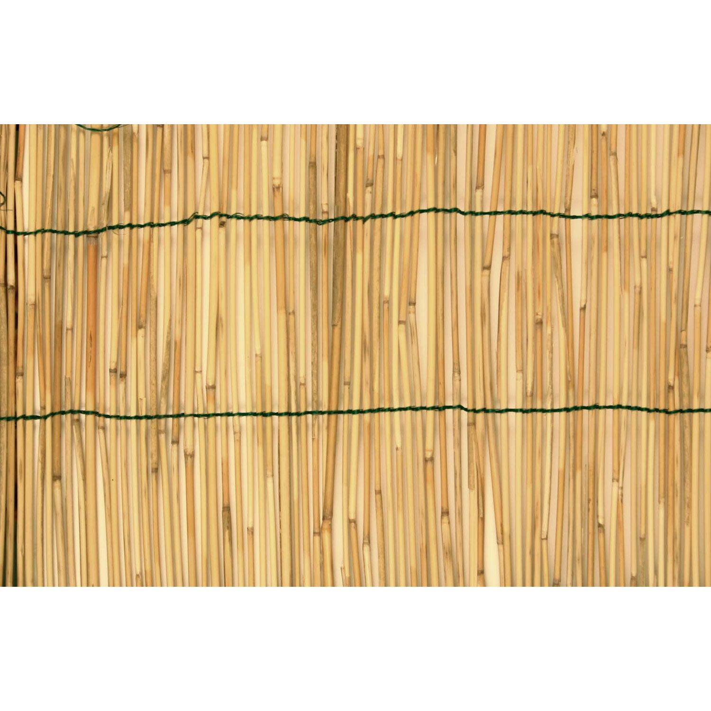 Arella Bamboo Naturale Legata Con Filo Nylon 2 M X 3 M Obi