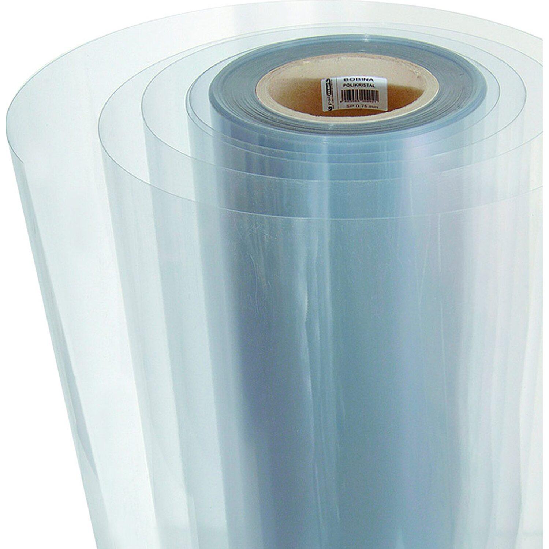 Film morbido trasparente multiuso spessore 0 25 mm for Lastre bituminose obi