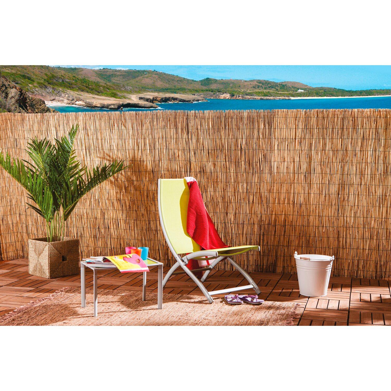 Recinzioni arelle e reti ombreggianti da obi for Obi mobili da giardino