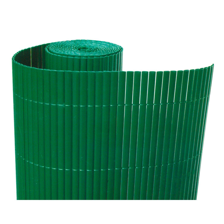Arella doppia plastica verde 1 m x 3 m acquista da obi for Arelle ombreggianti