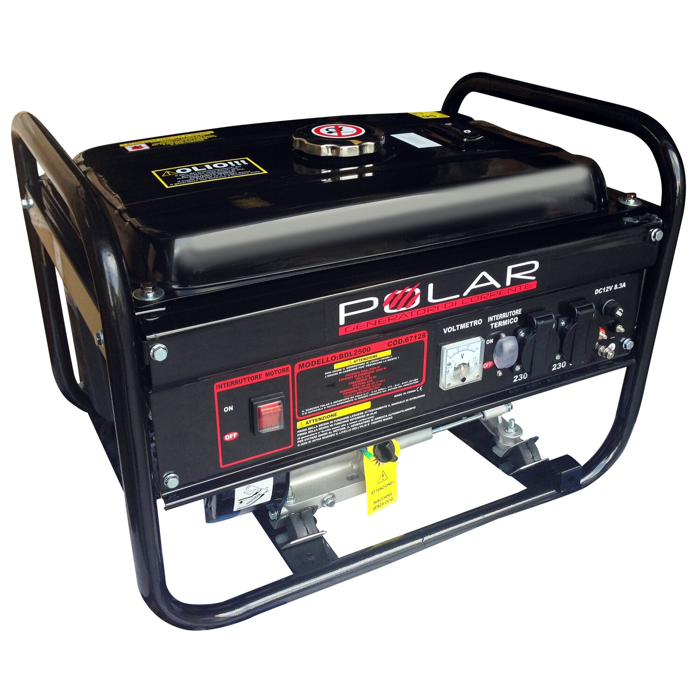 generatore di corrente polar a 4 tempi acquista da obi