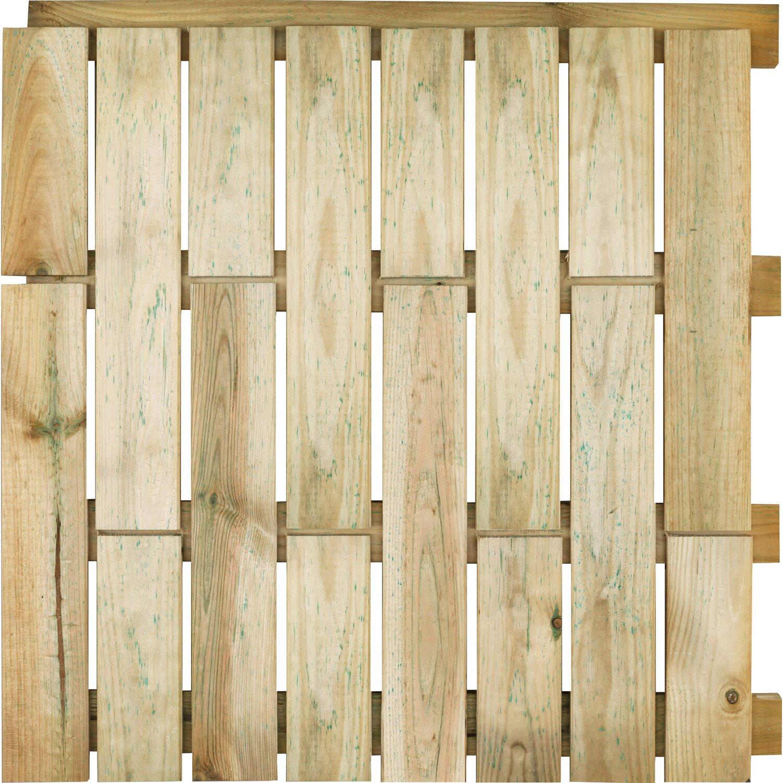 Mattonella mosaico 60 cm x 60 cm acquista da obi for Recinzioni in legno obi