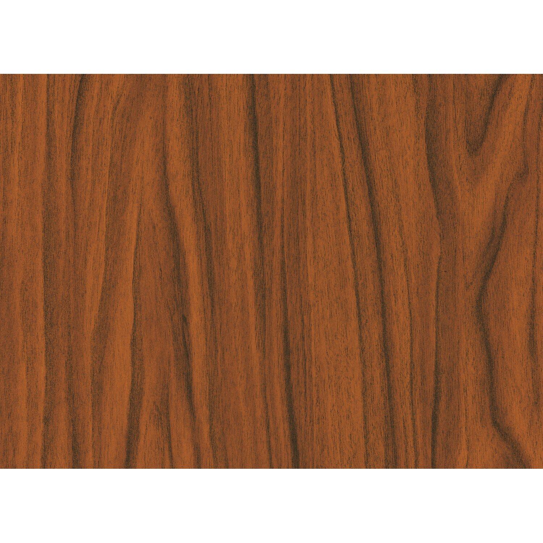 Plastica adesiva legno noce chiaro al taglio