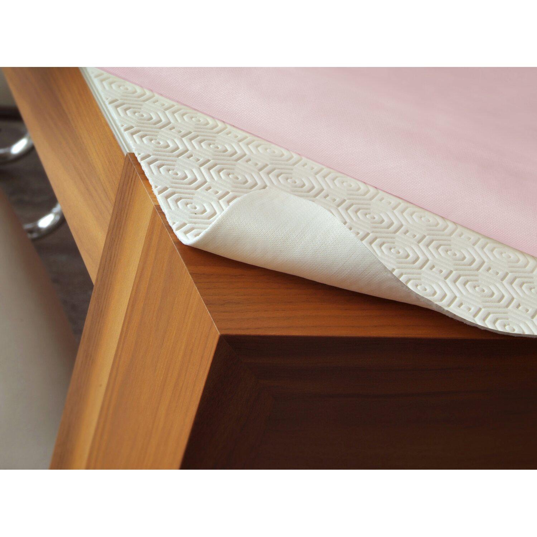 Mollettone copritavolo bianco e verde al taglio acquista - Mollettone per tavolo ...