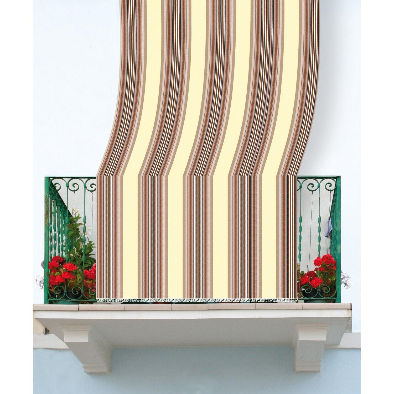Tenda da sole malaga acrilico marrone 200 cm x 300 cm for Tende da sole per esterni obi