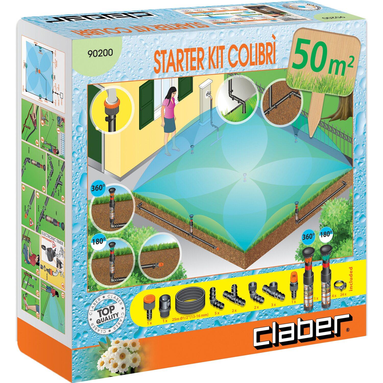 Claber Starter Kit Colibri Acquista Da Obi
