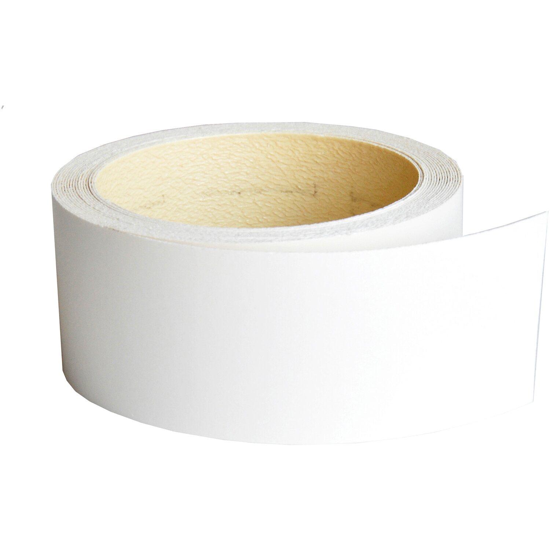 Bordo melaminico adesivo bianco 19 mm x 5 m acquista da obi for Bordo adesivo decorativo