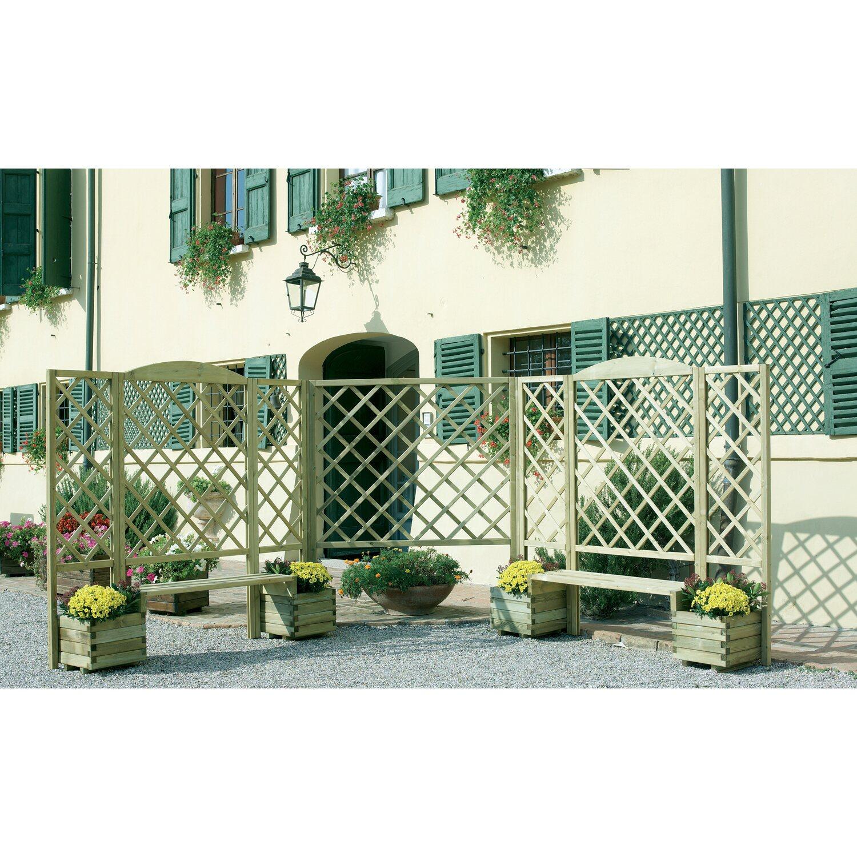 Panca terrazzo acquista da obi for Obi pannelli legno
