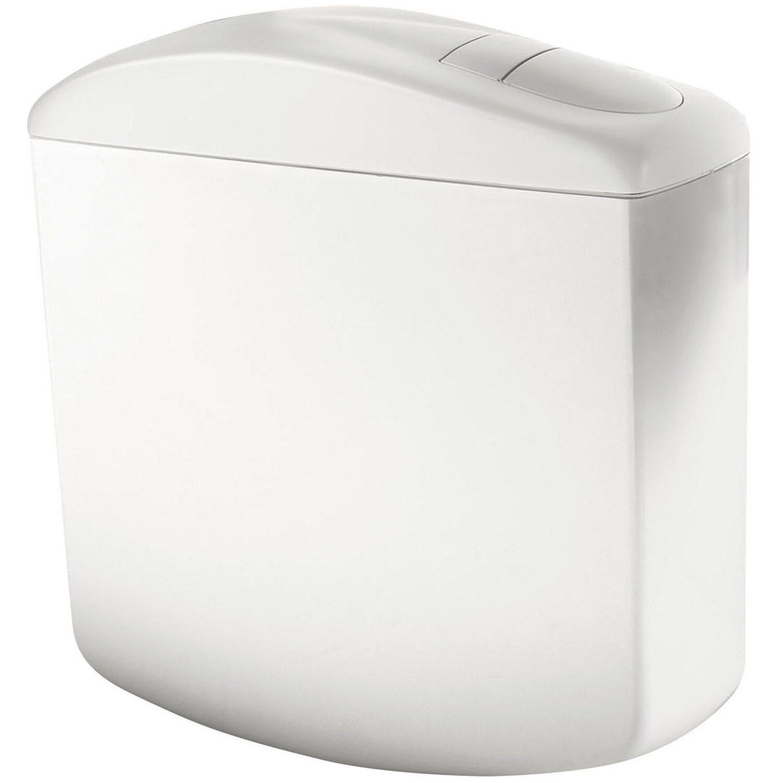 kariba cassetta esterna wc  Cassetta di scarico Kariba Biblo duo acquista da OBI