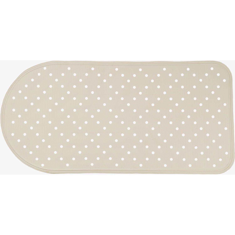 Tappeto vasca antiscivolo bianco acquista da obi - Tappeto antiscivolo vasca da bagno ...