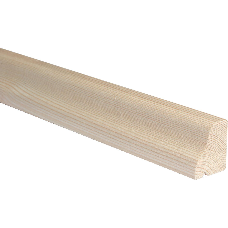 Gocciolatoio in pino grezzo acquista da obi - Maniglie per finestre in legno ...