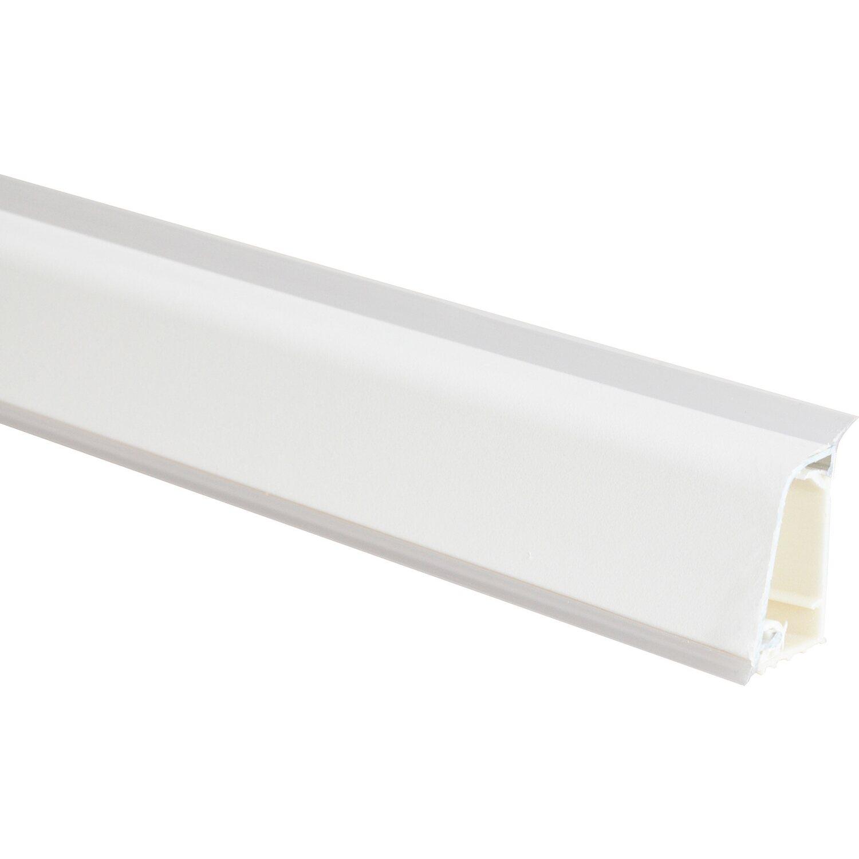 Alzatina Alluminio Per Cucina alzatina in alluminio rivestita bianca 1 m