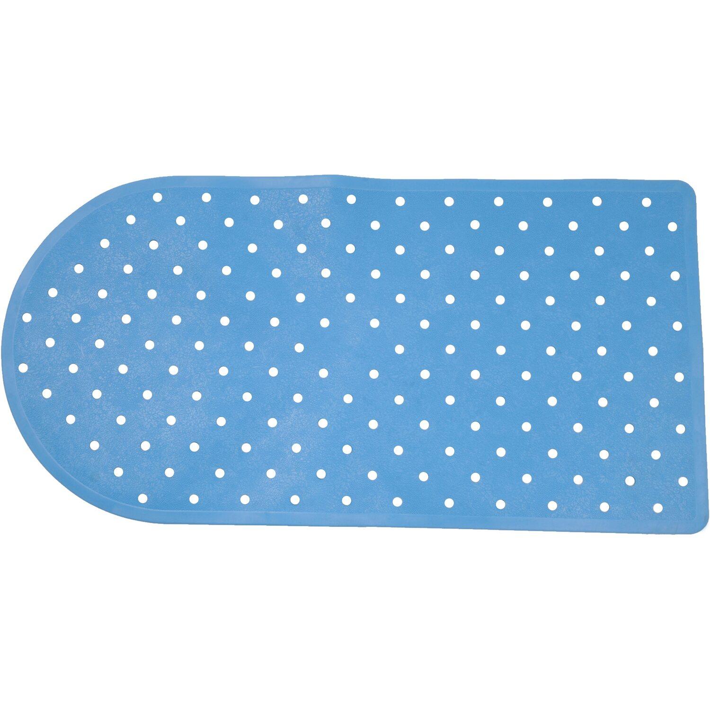 Tappeto doccia antiscivolo mosaico azzurro acquista da obi - Tappeto antiscivolo doccia ...