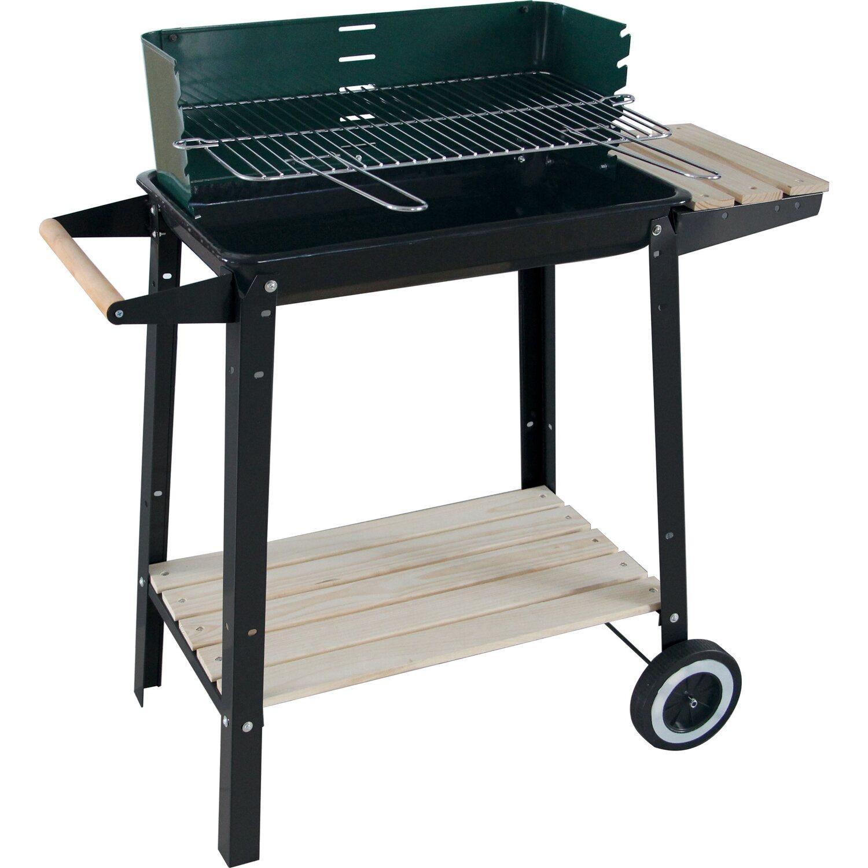 Barbecue cmi con carrello acquista da obi for Barbecue in muratura obi
