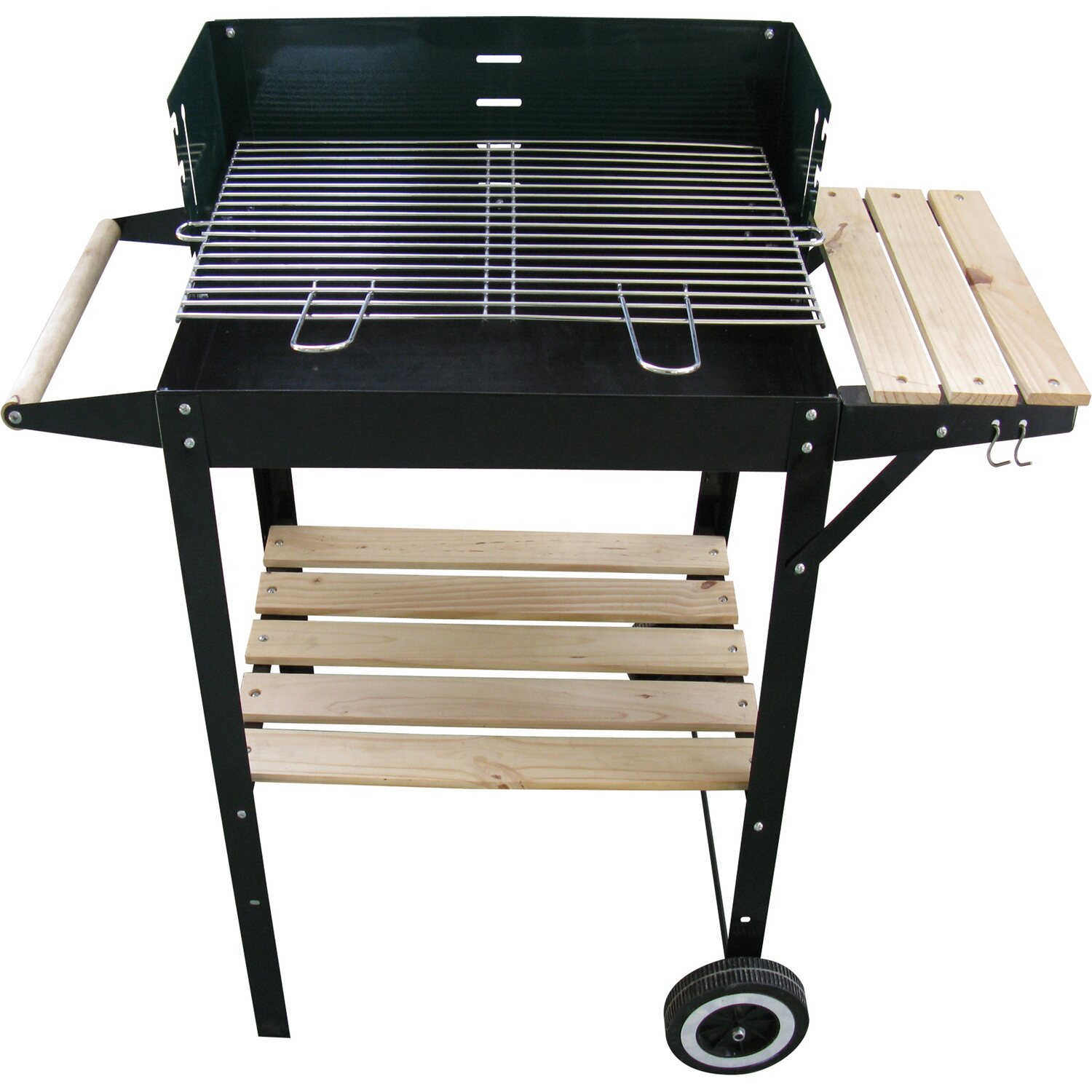 Barbecue cmi con carrello acquista da obi for Obi barbecue