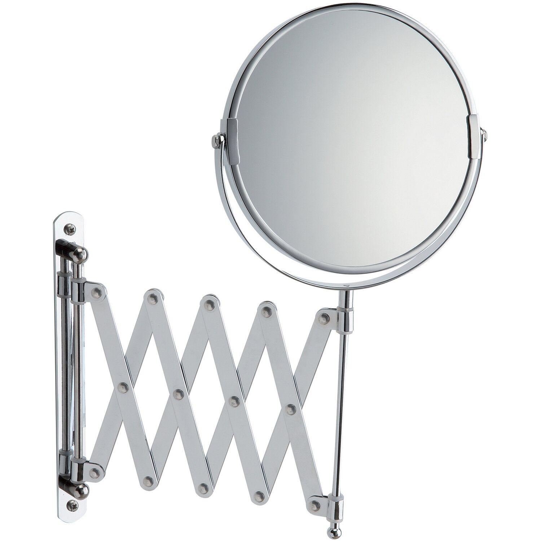Specchio ingranditore con braccio estensibile acquista da obi - Specchio ingranditore ikea ...