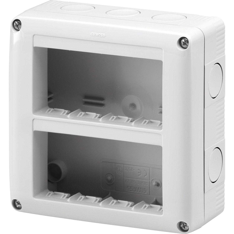 Gewiss contenitore da parete 8p ip40 acquista da obi - Convettori elettrici da parete ...