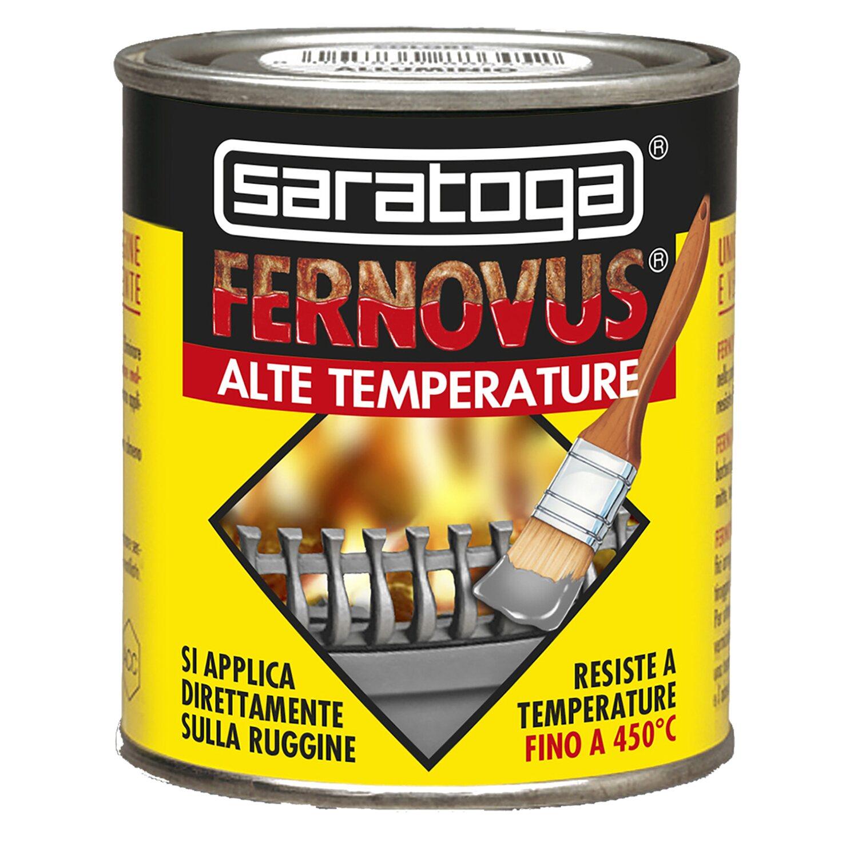 Saratoga smalto antiruggine fernovus alta temperatura 250 for Fernovus saratoga