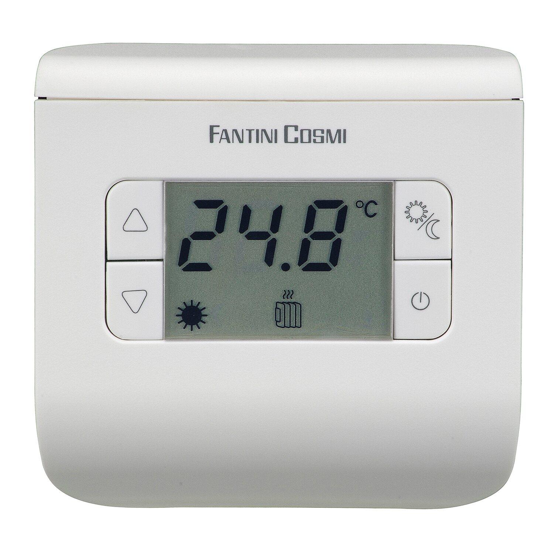 Fantini cosmi termostato ambiente acquista da obi for Termostato fantini cosmi c48 prezzo