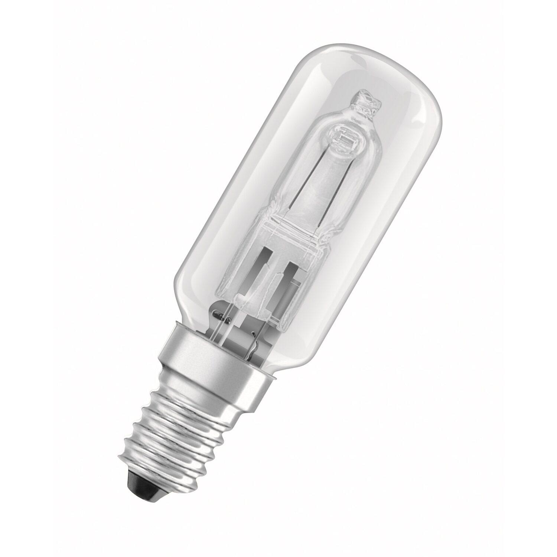 LAMPADA CAPPA TUBOLARE diam.25 40W 230 ATTACCO E14