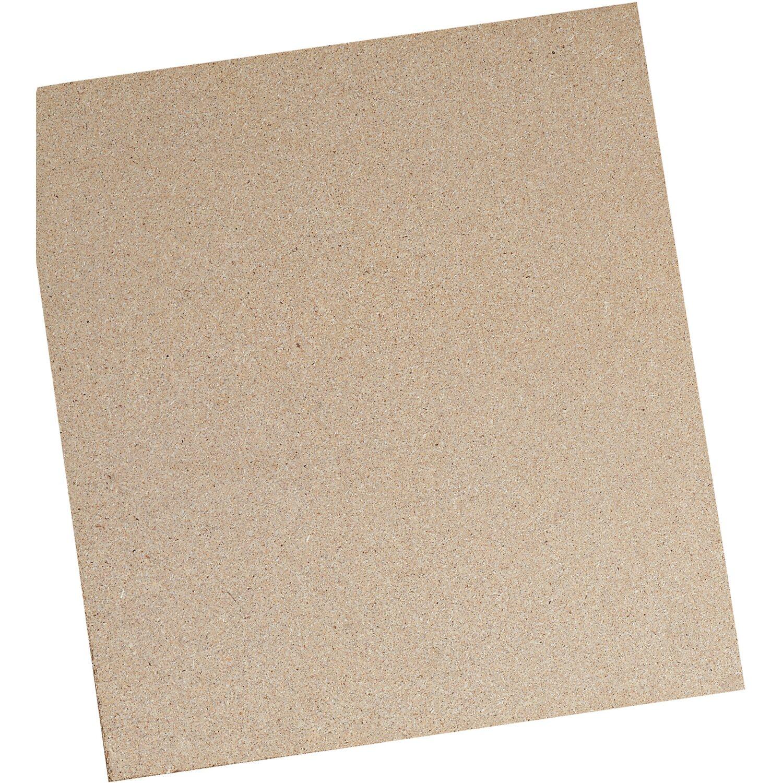 Pannello truciolare grezzo pretagliato 830 mm x 400 mm x for Obi pannelli legno