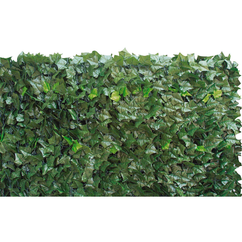 Edera Plastica Per Recinzioni.Sempreverde Doppia Edera 1 M X3 M Acquista Da Obi