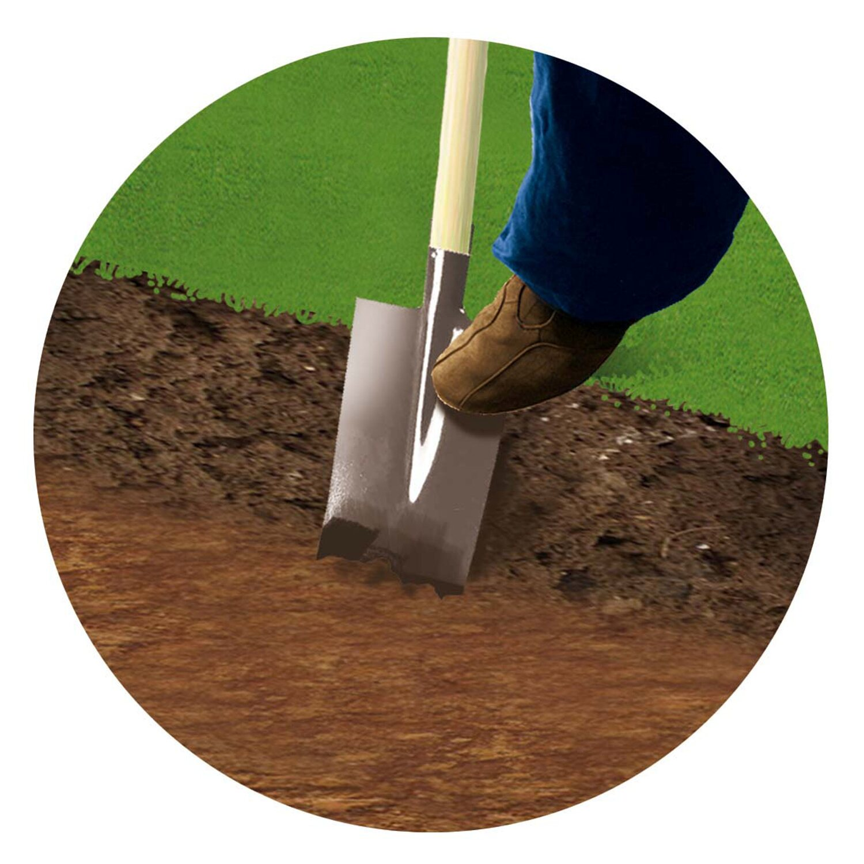 Posa Pavimento A Secco Giardino tessuto non tessuto tnt stabilizzante ondutex 1 m x 10 m