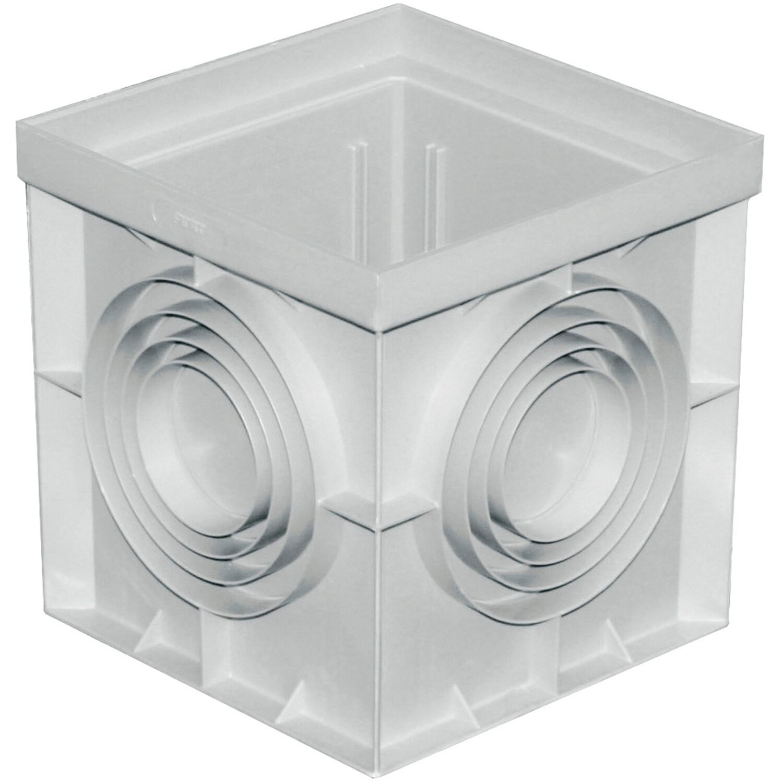Pozzetti In Plastica Per Giardino.Anello Di Prolunga Per Pozzetto 20 Cm X 20 Cm Acquista Da Obi