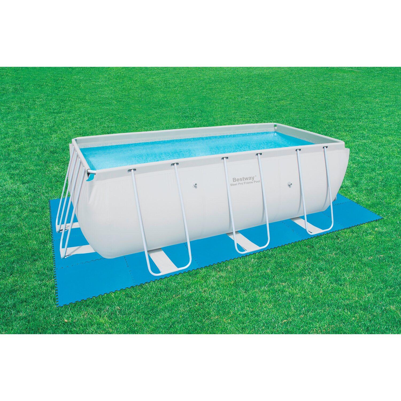 Bestway tappetino piscina in poliestere acquista da obi - Tappetino per piscina ...