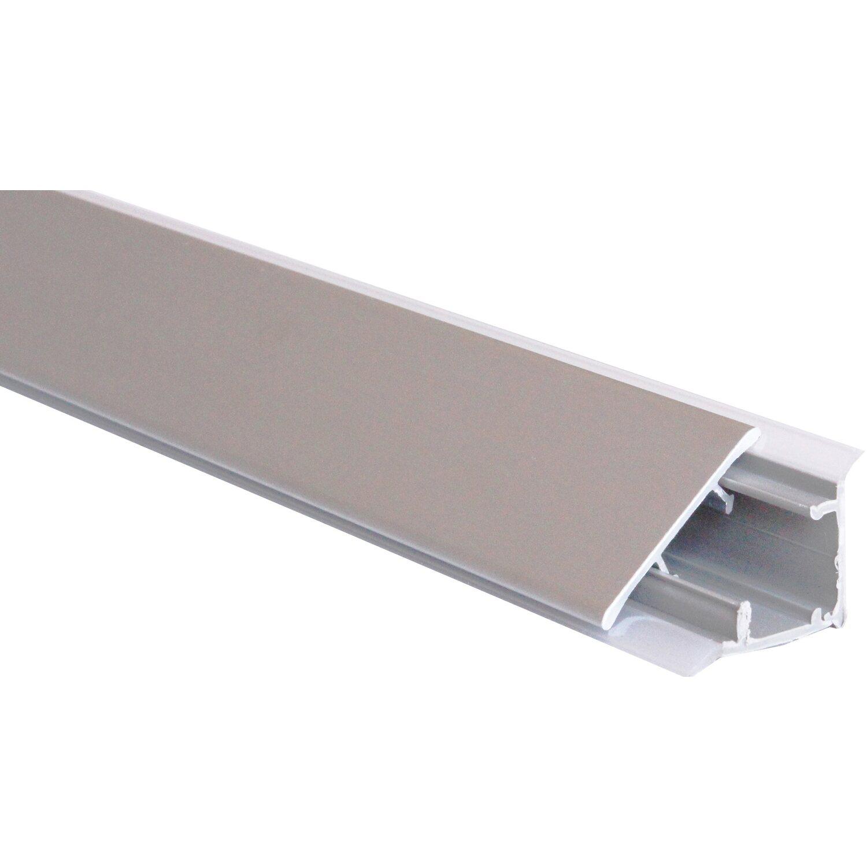 Alzatina in alluminio triangolare 3 m acquista da obi for Obi pannelli legno